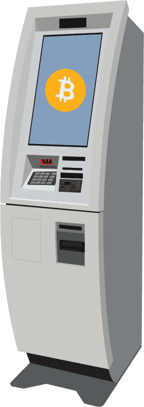 The closest bitcoin atm to me